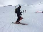 hauteur de neige