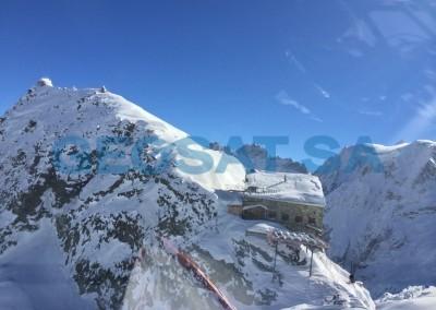 Glacier Otemma: Détérmination de la profondeur de glace