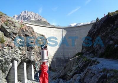 Barrage de Tourtemagne : surveillance