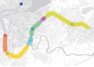 CEVA Genève : Liaison ferroviaire